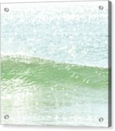 Ocean Wave 13 Acrylic Print