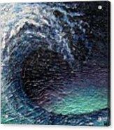 Ocean Wave Acrylic Print