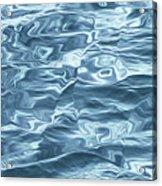 Ocean Waves_1 Acrylic Print