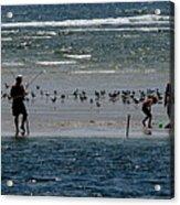 Ocean Way Acrylic Print