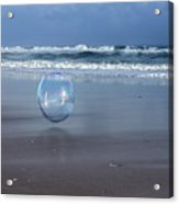 Oceanic Sphere  Acrylic Print