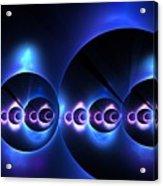 Oceanic Spheres Acrylic Print
