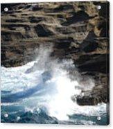 Oceans Acrylic Print