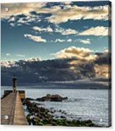 Ocean's Skys Acrylic Print