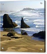 Oceanscape Acrylic Print
