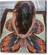 Ochopee Fl. Butterfly Acrylic Print