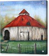 Octagen Barn Acrylic Print