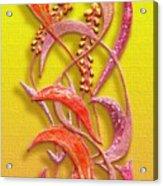 October Grass V3 Acrylic Print
