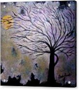 October Night 3 Acrylic Print