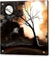 October Night 4 Acrylic Print