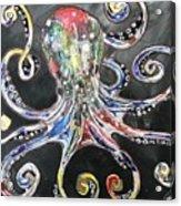 Octopus Apps Acrylic Print