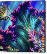 Octopus's Garden Acrylic Print
