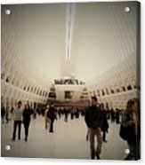 Oculus Made In New York  Acrylic Print