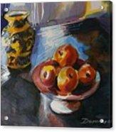 Ode To Cezanne Acrylic Print
