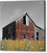 Odell Barn Vi Acrylic Print