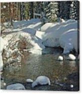 Odell Creek Acrylic Print