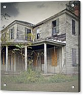 Odenton House Acrylic Print by Brian Wallace