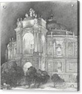 Odessa Theater  Acrylic Print