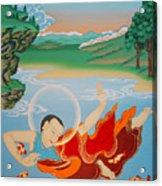 Odren Pelgi Wangchuk Acrylic Print