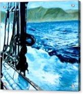 Off Maui Acrylic Print