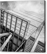 Office Building Acrylic Print