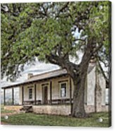 Officer's Quarters Acrylic Print