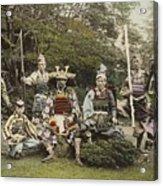 Ogawa, Kazumasa Sights And Scenes In Fair Japan. Acrylic Print