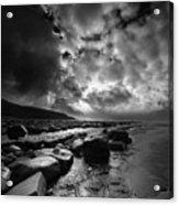 Ogmore By Sea 4 Acrylic Print