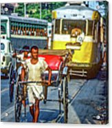Oh Calcutta Acrylic Print