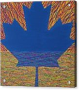 Oh Canada 2 Acrylic Print