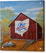 Ohio Bicentennial Barns 22 Acrylic Print