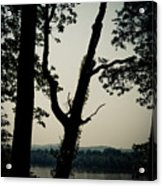 Ohio River View Acrylic Print