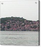 Ohrid Acrylic Print