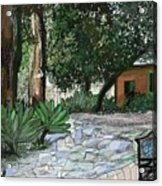 Ojai Arts Center Acrylic Print