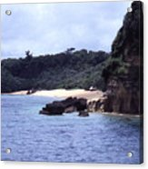 Okinawa Beach 10 Acrylic Print