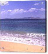 Okinawa Beach 16 Acrylic Print