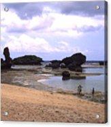 Okinawa Beach 18 Acrylic Print