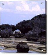 Okinawa Beach 2 Acrylic Print