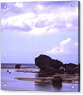 Okinawa Beach 20 Acrylic Print