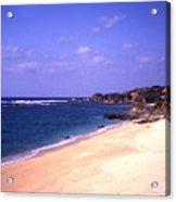 Okinawa Beach 22 Acrylic Print