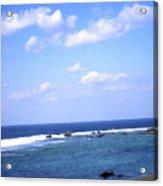 Okinawa Beach 7 Acrylic Print