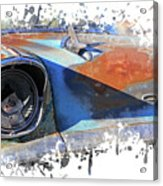 Ol 57 Acrylic Print