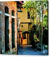 Old Antalya Acrylic Print