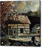 Old Ardennes 56 Acrylic Print