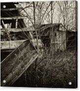 Old Barn 2b Acrylic Print