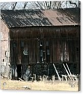 Old Barn-6 Acrylic Print
