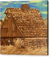 Old Barn Series Acrylic Print