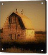 Barn Of North Dakota Acrylic Print