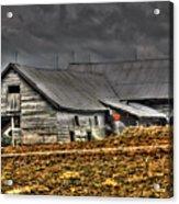 Old Barn2 Acrylic Print