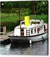 Old Boat Acrylic Print
